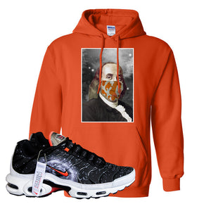Air Max Plus Supernova 2020 Hoodie | Orange, Franklin Mask