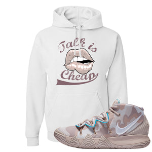 Nike Kybrid S2 What The Inline Pullover Hoodie | Talk Is Cheap, White