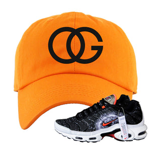 Air Max Plus Supernova 2020 Dad Hat | Orange, OG