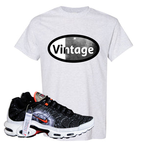 Air Max Plus Supernova 2020 T Shirt | Ash, Vintage Oval