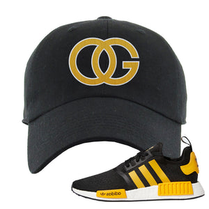 NMD R1 Active Gold Dad Hat | Black, OG