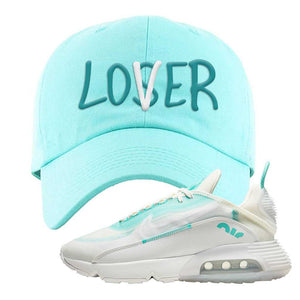 Air Max 2090 Pristine Green Dad Hat | Diamond Blue, Lover