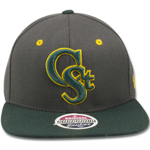 Colorado State Rams Snapback Hat