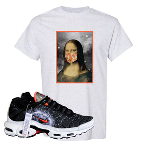 Air Max Plus Supernova 2020 T Shirt | Ash, Mona Lisa Mask