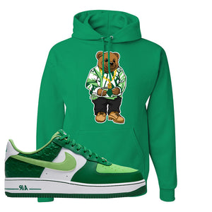 Air Force 1 Low St. Patrick's Day 2021 Hoodie | Sweater Bear, Kelly