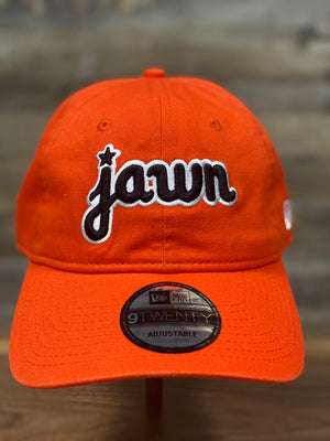 Jawn Dad hat | Philadelphia inspired dad hat | Jawn New era dad hat | flyers colorway