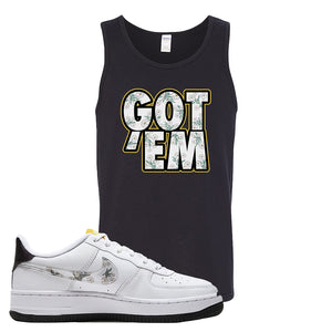 Air Force 1 Tank Top | Black, Got Em