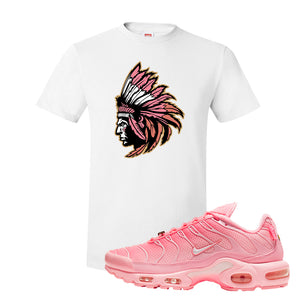 Air Max Plus Atlanta City Special T Shirt | Indian Chief, White
