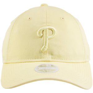 Women's Philadelphia Phillies Yellow Tonal Adjustable Dad Hat