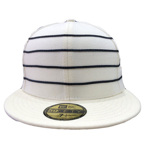 e098b940 across the 1910 philadelphia athletics world series historic fitted cpa are  4 horizontal stripes