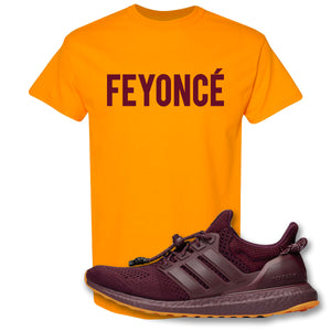 Feyonce Tennessee T-Shirt to match Ivy Park X Adidas Ultra Boost Sneaker