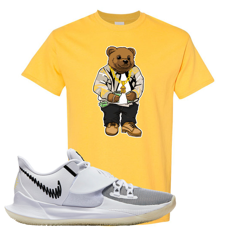 Kyrie Low 3 T Shirt | Daisy, Sweater Bear