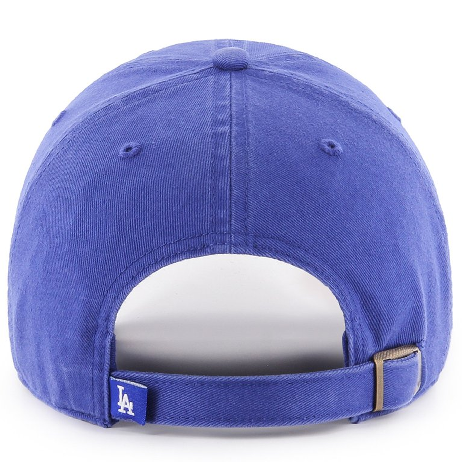 152cfddb Los Angeles Dodgers Clean Up Blue Dad Hat