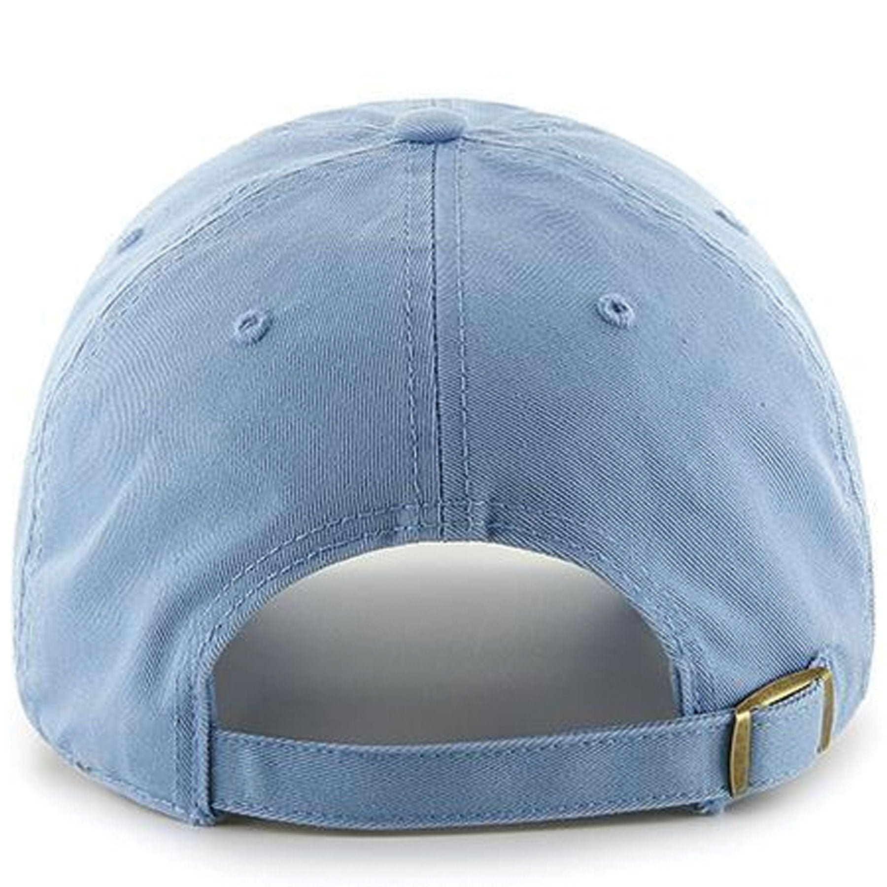ee3c27d6 ... the back of the toronto blue jays retro dad hat has a light blue  adjustable strap