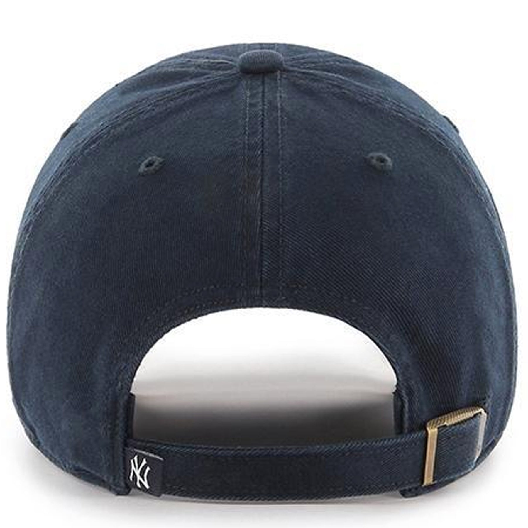 374f875e ... on the back of the '47 brand yankees clean up dad hat is a navy