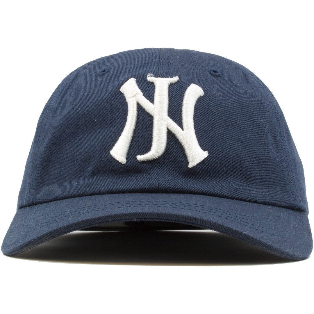 The NJ New Jersey dad hat features the NJ logo embroidered on the front of  the 28124deb21c5