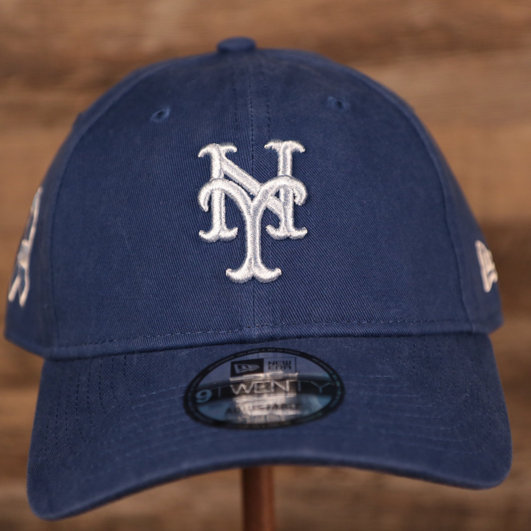 Baseball hat unique gift Custom Gifts for dad Mets Fathers day NYC Mets Dad hat New York City Baseball cap