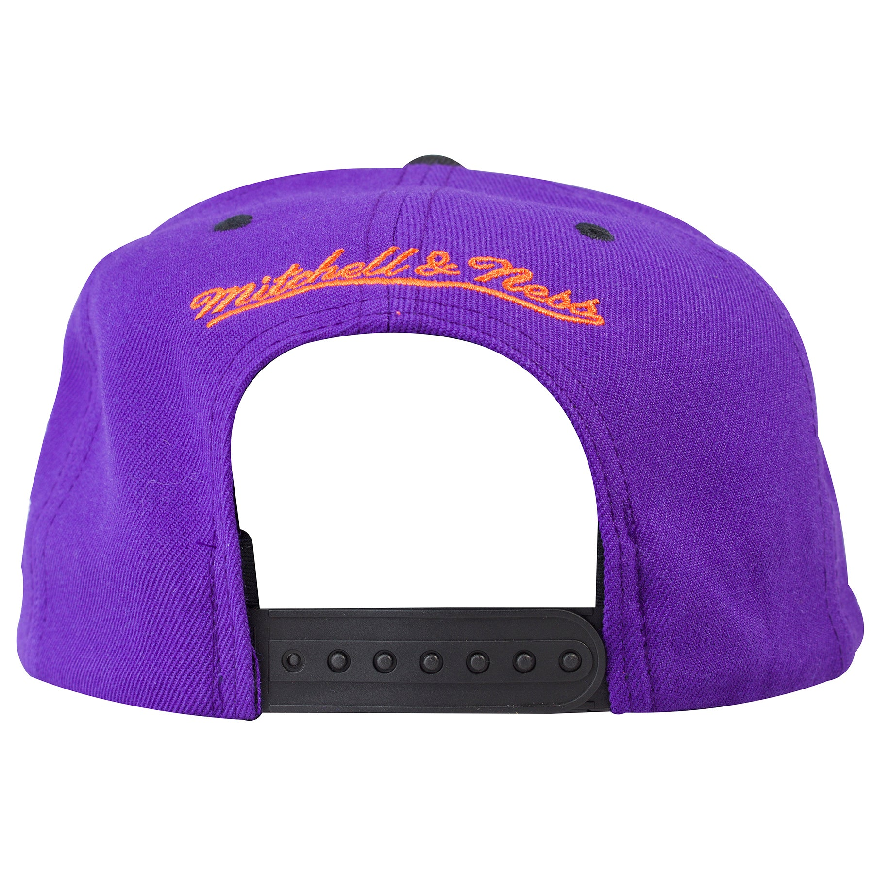 46f48398116ba ... snapback hat features the  95  on the back of the 1995 phoenix nba all  star game is the mitchell and ness ...