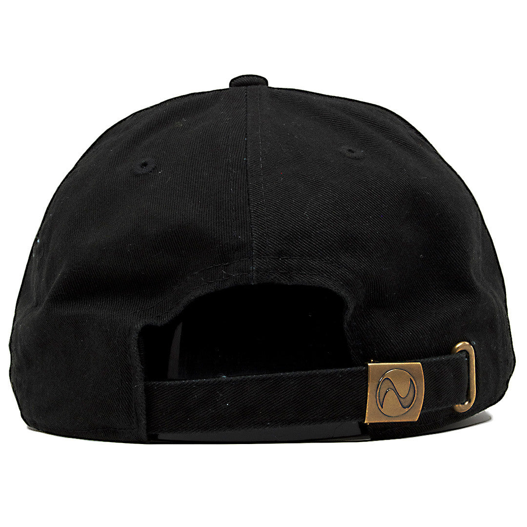 140492984c816 ... on the back of the iverson stepover dad hat there is a black adjustable  strap  on the right side of the allen iverson step over ...