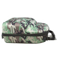 the 6 piece woodland camouflage new era cap carrier can fit 6 hats
