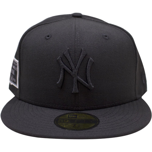 New Era 59Fifty Cap MLB New York Yankees Mens Foil Bling Light Blue 5950 Hat