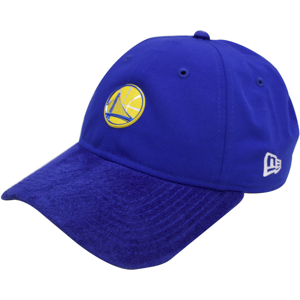Golden State Warriors Blue 2017 Nba Draft Dad Hat Cap Swag