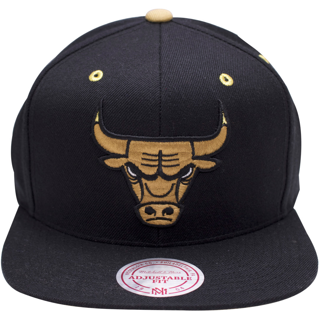 hot sale online 1ce23 e3fb7 ... coupon code on the front of the chicago bulls snapback hat to match the air  jordan