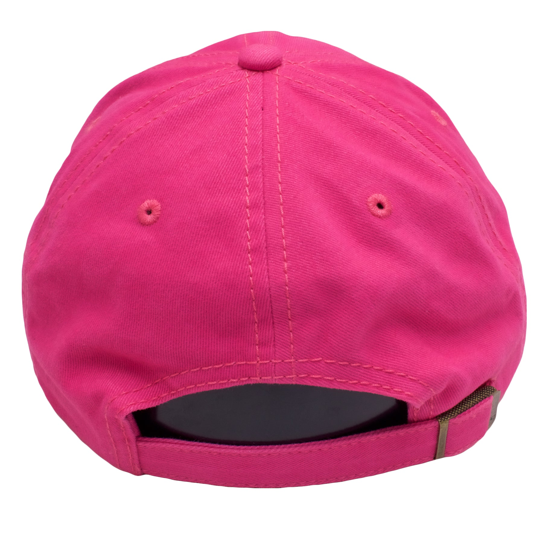 ... on the back of the philadelphia phillies hot pink dad hat is an  adjustable strap ... 773b0bd6f13