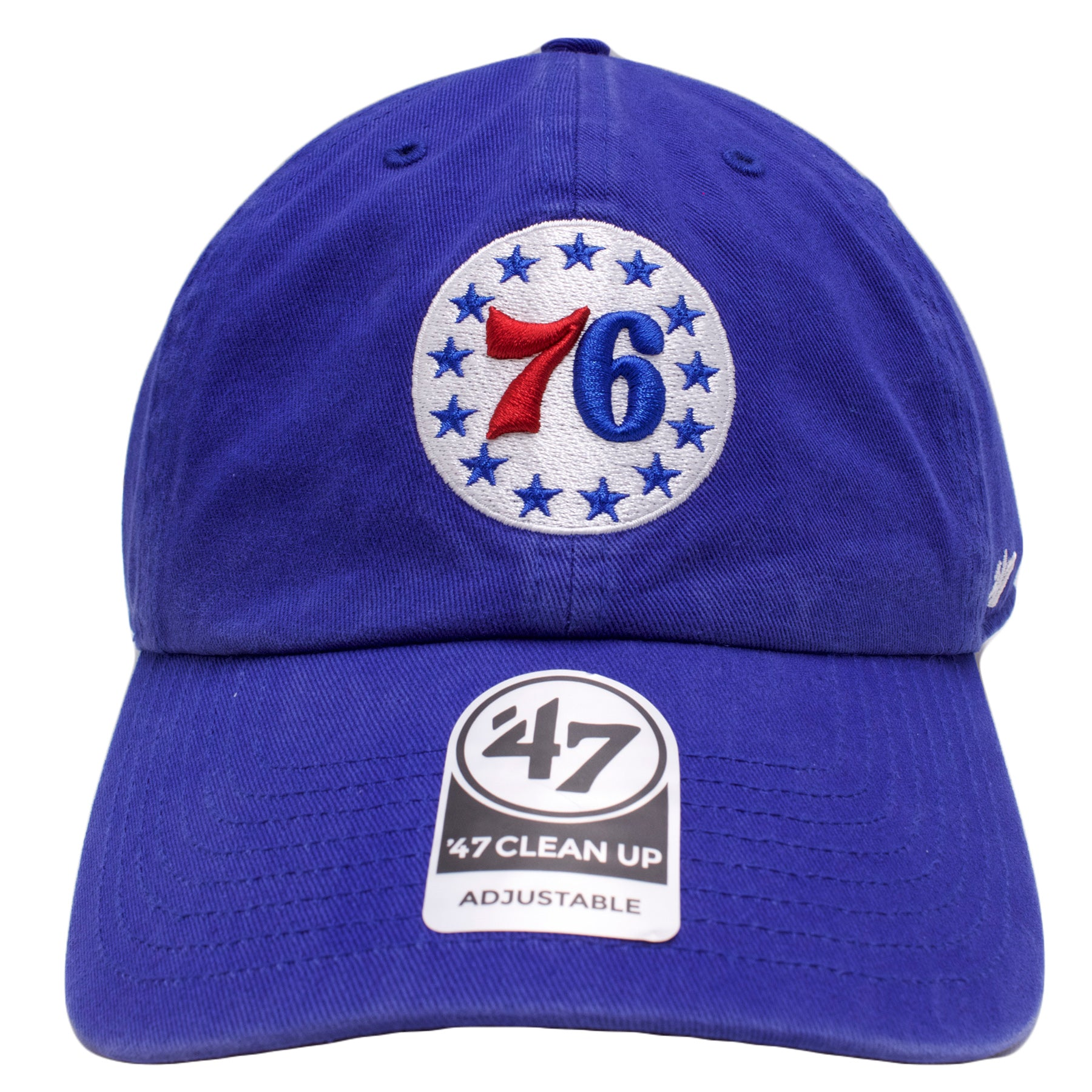 new arrivals 3d105 e94b9 ... purchase the royal blue philadelphia 76ers clean up dad hat has a philadelphia  76ers logo embroidered uk philadelphia 76ers new era 2018 nba ...