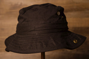 Kids Bucket Hat | Kids size Bucket Hat | Black | OSFM this bucket hat is black and meant for youth