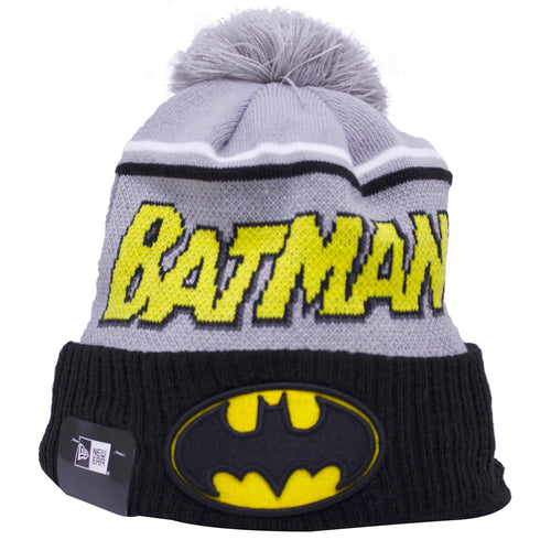efaf56cdbb0a0 on the front of the batman comic con winter beanie