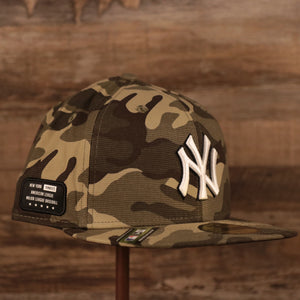The New York Yankees Memorial Day hat 2021 by New Era.