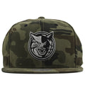 shop the charlotte bobcats woodland camouflage dad hat to show love for the old team