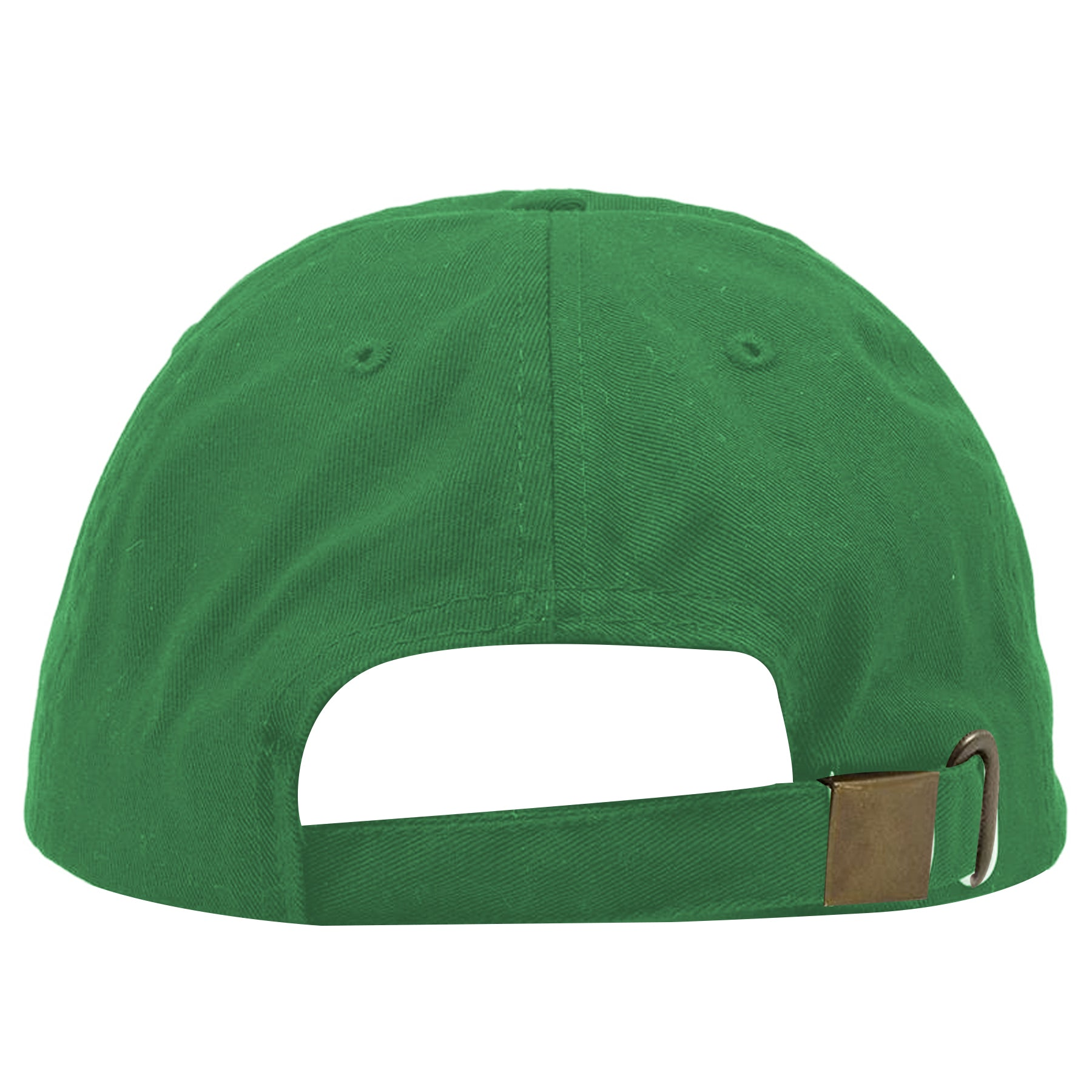 ... the back of the michael s secret stuff green dad hat is a green  adjustable strap c3407c5f5bd