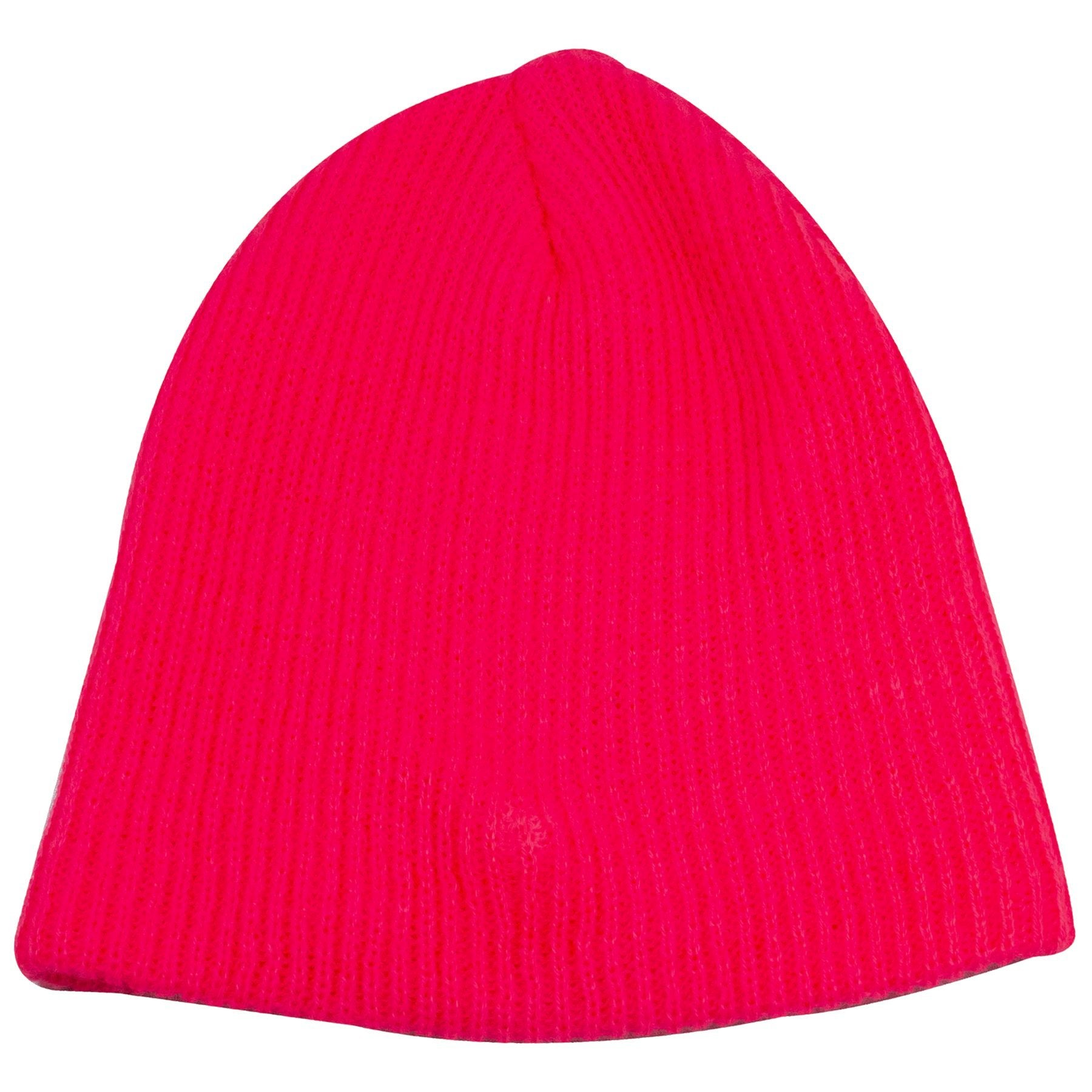 68eaf7907c8 ... the neon red neff daily beanie is made of a stretchy knit material that  fits all