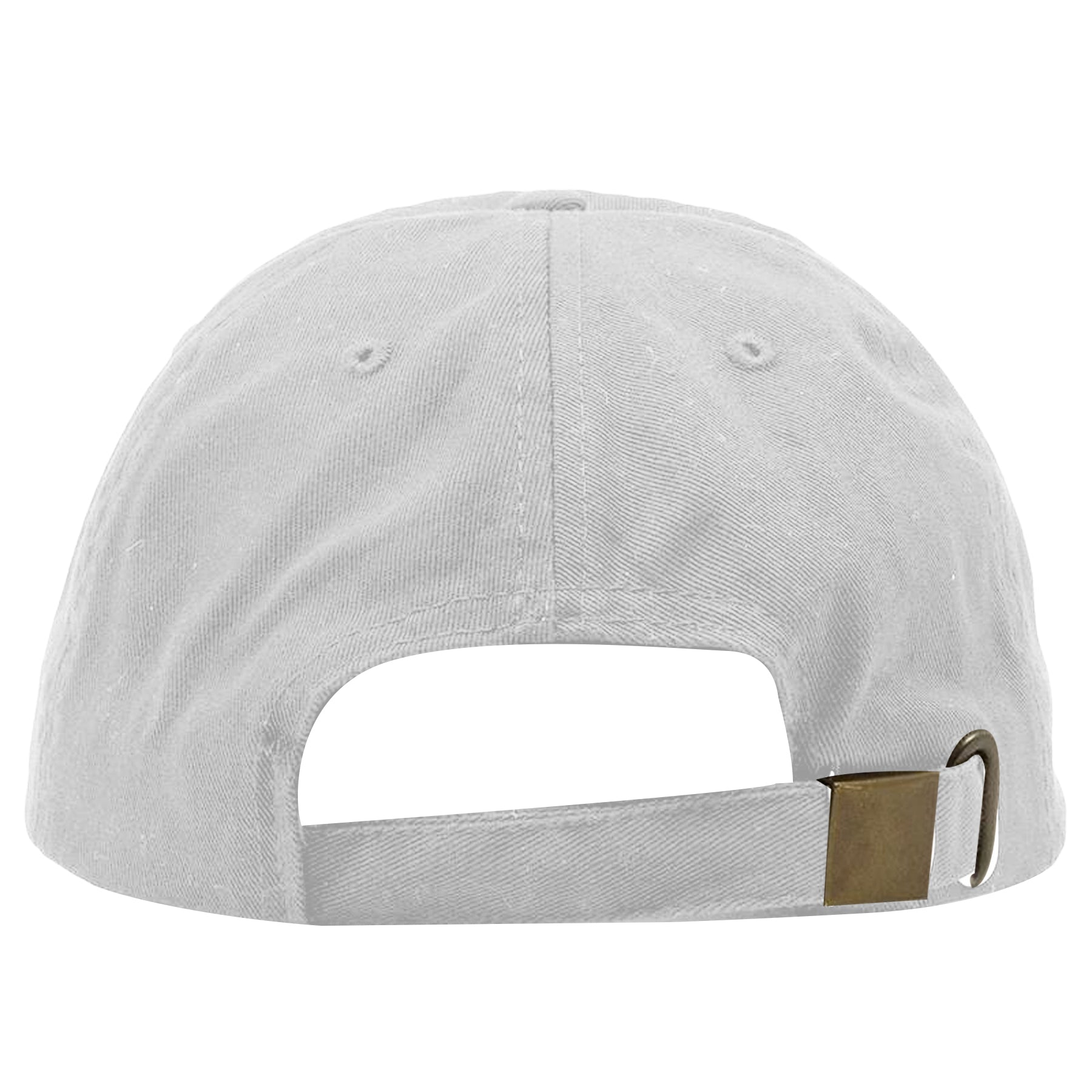 ... the back of the philadelphia football throwback veterans stadium white  dad hat is a white adjustable b8603d1ea