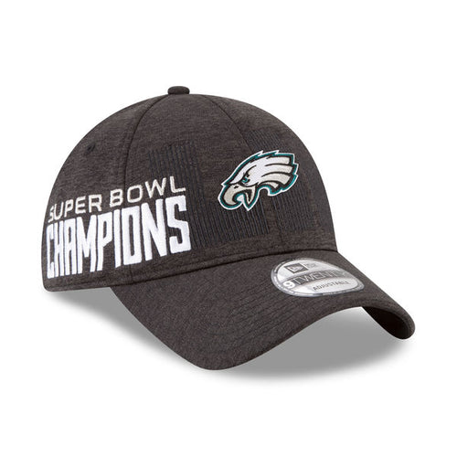 Philadelphia Eagles Super Bowl LII Champions Locker Room On Field 9Twenty Dad Hat