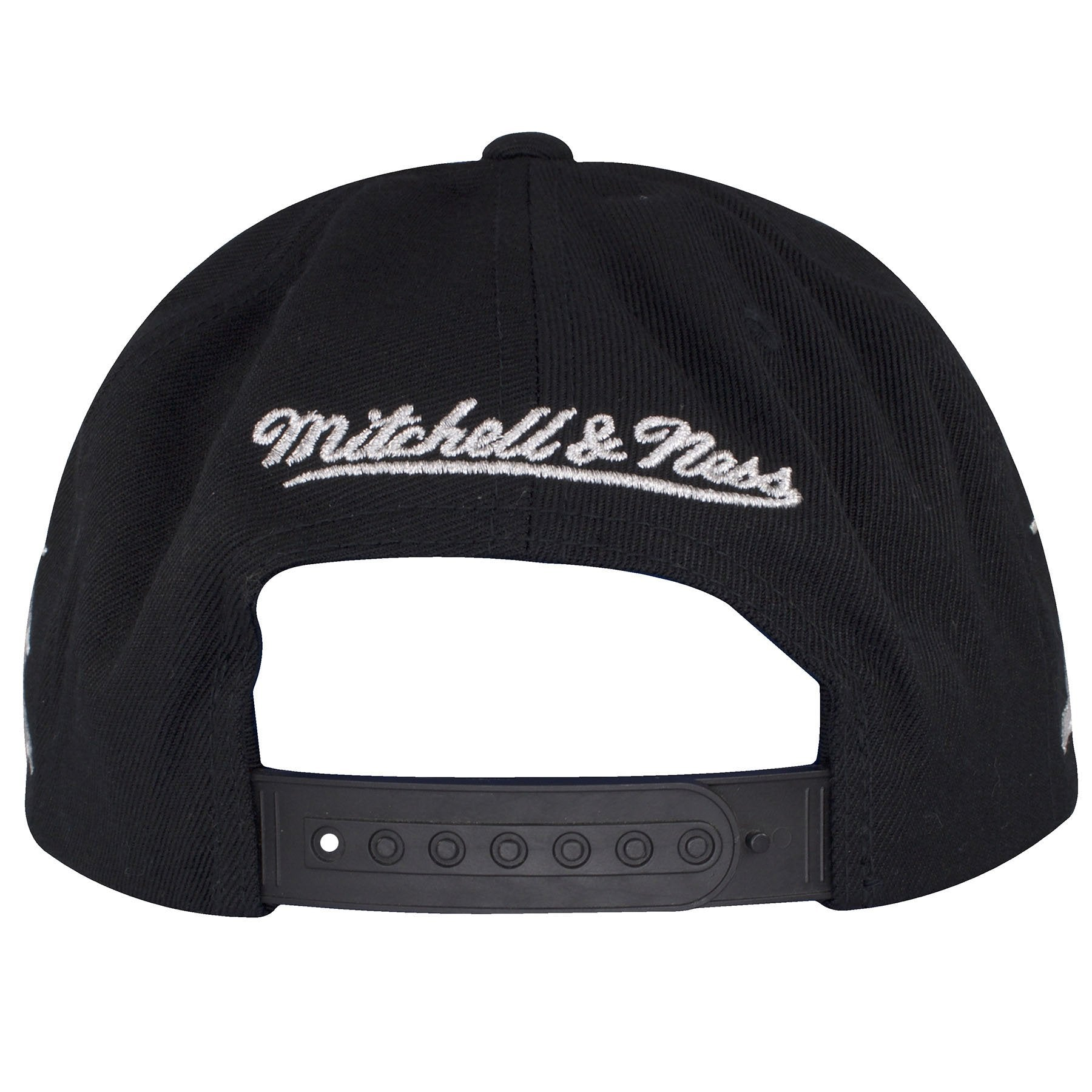 best sneakers 5d779 a0fcc ... on the back of the los angeles kings diamond spikes snapback hat is the  mitchell and ...