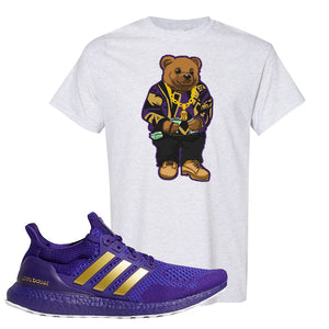 Ultra Boost 1.0 Washington T Shirt | Sweater Bear, Ash