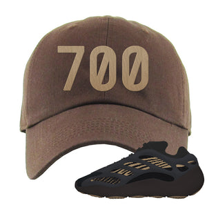Yeezy 700 v3 Eremial Dad Hat | 700, Brown