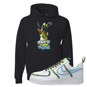 Air Force 1 '07 PRM 'Worldwide Pack' Hoodie | Black, Don't Hate The Playa