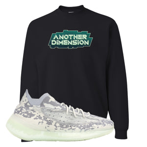 Yeezy 380 Alien Crewneck Sweatshirt | Black, Another Dimension
