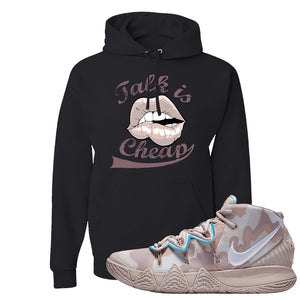 Nike Kybrid S2 What The Inline Pullover Hoodie | Talk Is Cheap, Black