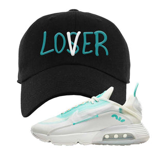 Air Max 2090 Pristine Green Dad Hat | Black, Lover
