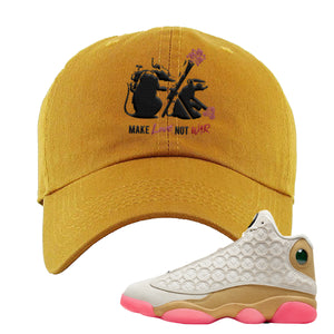 Jordan 13 Chinese New Year Dad Hat | Timberland, Army Rats
