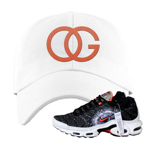 Air Max Plus Supernova 2020 Dad Hat | White, OG