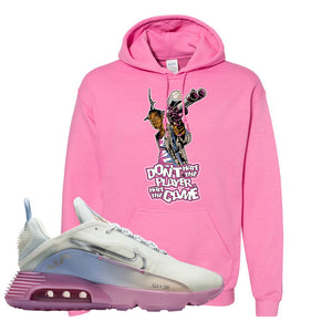 Air Max 2090 Airplane Travel Hoodie | Don't Hate The Playa, Azalea