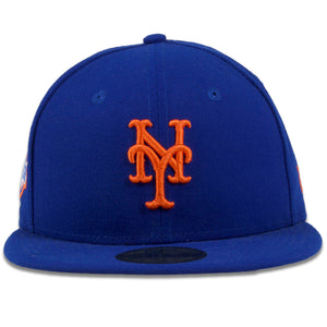 New York Mets Championship Count Patch 9Fifty Snapback Hat
