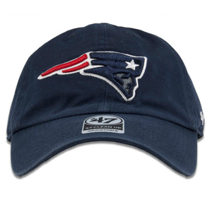 New England Patriots '47 Brand Navy Blue Adjustable Dad Hat