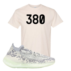 Yeezy 380 Alien T Shirt | White, 380